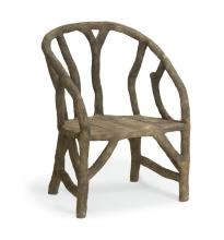 Currey 2701 - Arbor Chair w/ crate