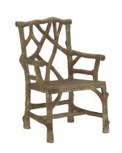 Currey 2706 - Woodland Arm Chair