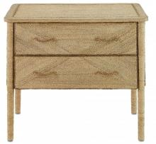 Currey 3000-0011 - Kaipo Two Drawer Chest