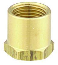 American De Rosa Lamparts B1210 - 1/2IN SB HEX COUPLING 1/8F