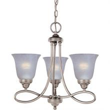 Maxim 11042MRSN - Nova 3-Light Chandelier