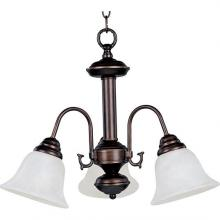 Maxim 2697MROI - Malaga 3-Light Chandelier