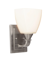 Craftmade 16906BNK1 - Lawton 1 Light Wall Sconce in Brushed Polished Nickel