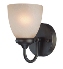 Craftmade 26101-BZ - Spencer 1 Light Wall Sconce in Bronze