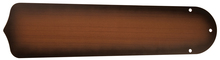 "Craftmade BCD52-CW - 52"" Contractor's Standard Blades in Charred Walnut/Walnut"