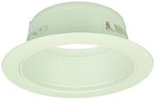 Craftmade T-503WW - Aluminum Baffle Trim in White