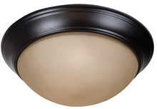 "Craftmade XPP13OB-2A - Pro Builder Premium 2 Light 13"" Flushmount in Oiled Bronze"