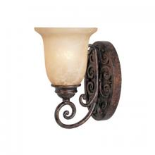 Designers Fountain 97501-BU - Amherst Wall Sconce