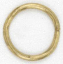 Satco Products Inc. 90/012 - Brass Plated Rings 1""