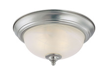 Jeremiah 20011-SN - 1 Light Flushmount in Satin Nickel