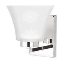 Sea Gull 4111601-05 - One Light Wall / Bath Sconce