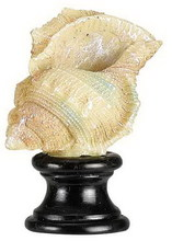 "CAL Lighting FA-5036A - 1"" Height Resin Finial"
