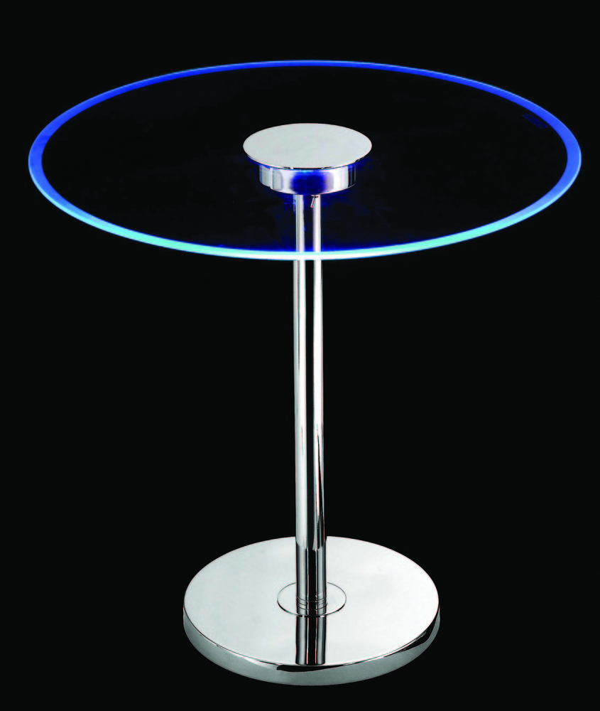 Anekas Interiors in Fort Collins, Colorado, United States,  QM61, Spectral LED Table, Spectral